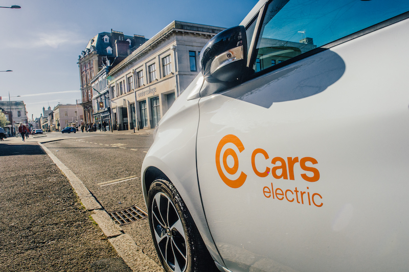 Co Cars Electric in Exeter