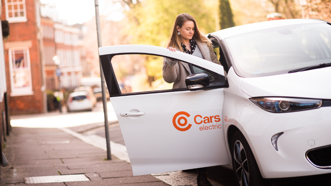Co Cars car sharing club is the smarter way to drive.