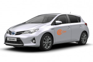 Co Cars - large hybrid cars