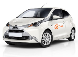 Co Cars - small hybrid cars