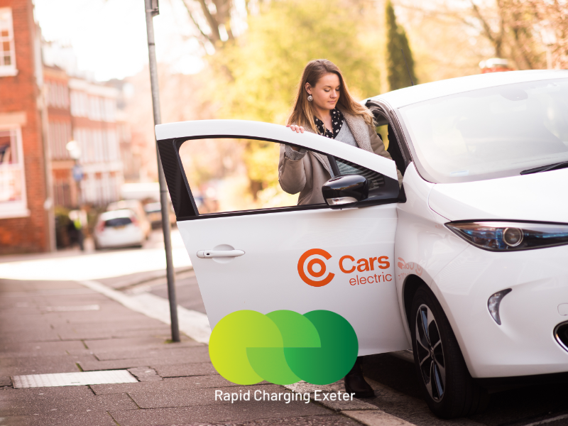 Rapid Charging Exeter survey