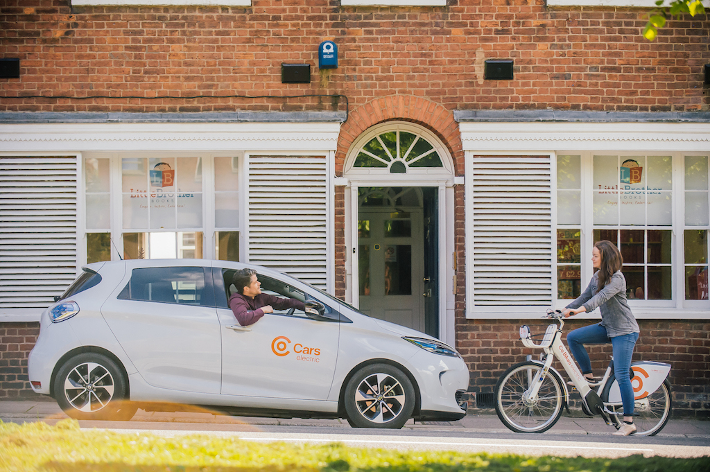 shared zero carbon mobility elevates communities and developments
